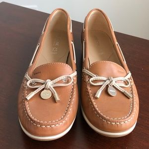 Brown Geox Loafers